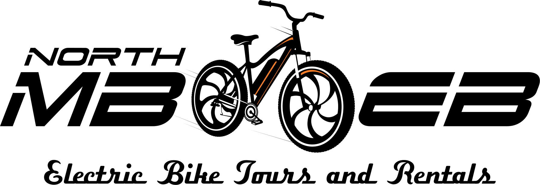 NMB Electric Bike Tours and Rentals Logo