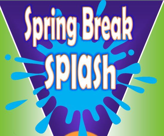Spring Break Splash Logo