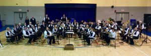 North Myrtle Beach Community Band Performing