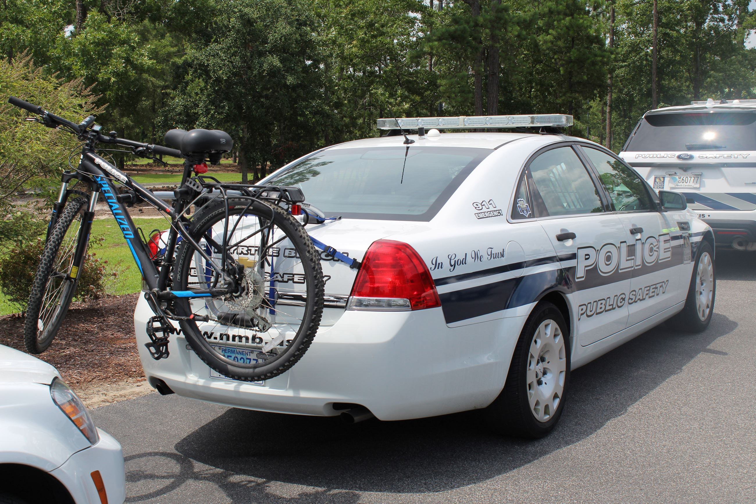 Police Mountain Bike